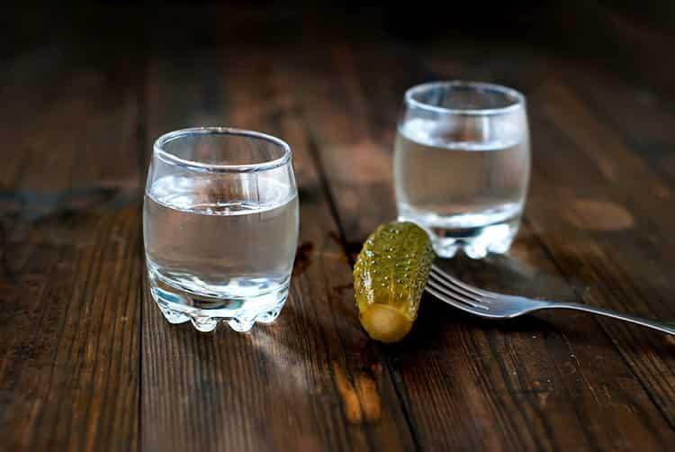 безалкогольная водка: миф или реальность