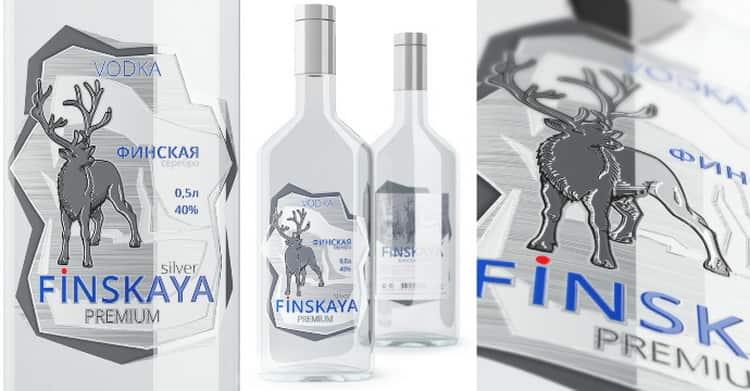 Обзор финской водки