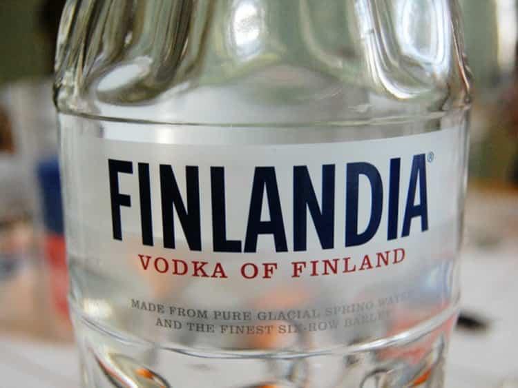 Финская водка и ее особенности