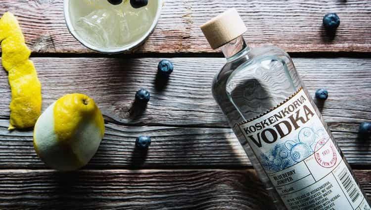 финская водка: как подавать