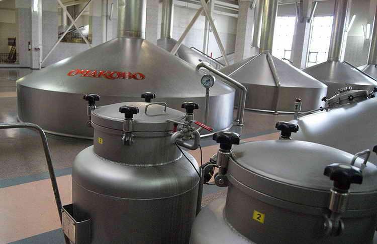 где делают пиво халзан