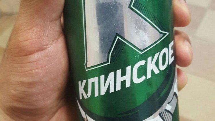 Клинское пиво это марка довольно старая и популярная.