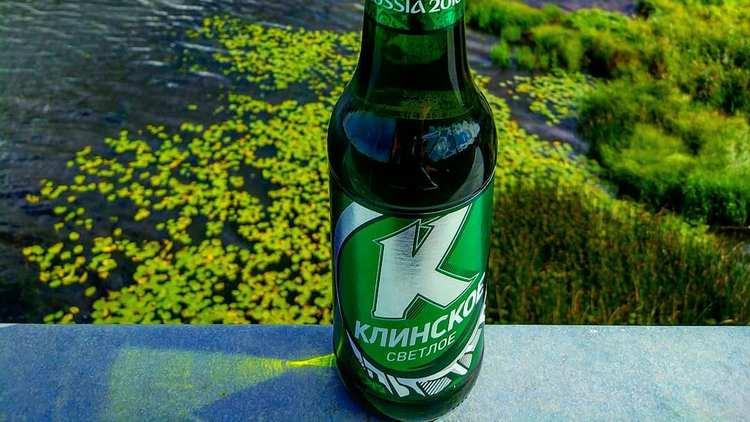 Светлое пиво из этой линейки считается самым универсальным.