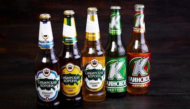 Компания-производитель выпускает также ряд других напитков.