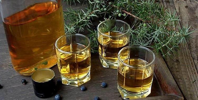 Рецепт приготовления можжевеловой водки