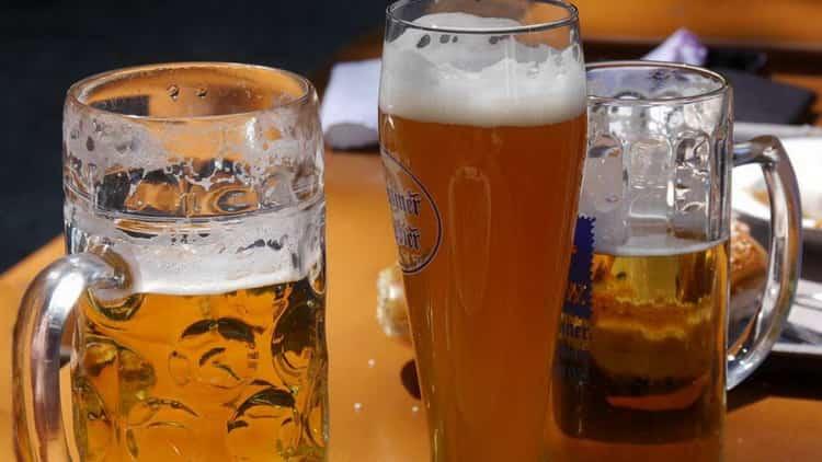 кроп пиво ссср: с чем подавать