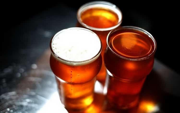 кроп пиво: чем закусывать