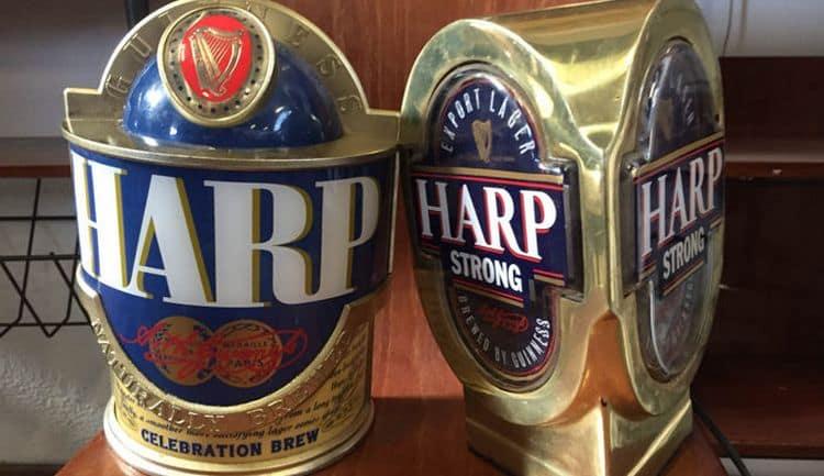 сегодня пиво Харп является пятым по популярности пенным в Ирландии.