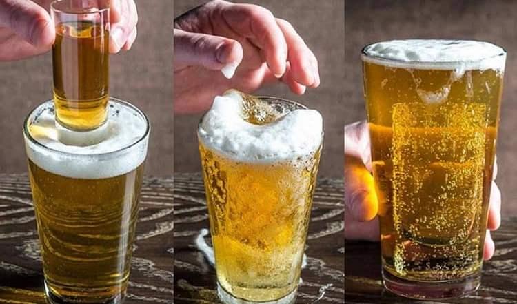 Подходит пиво этой марки и для приготовления коктейлей.