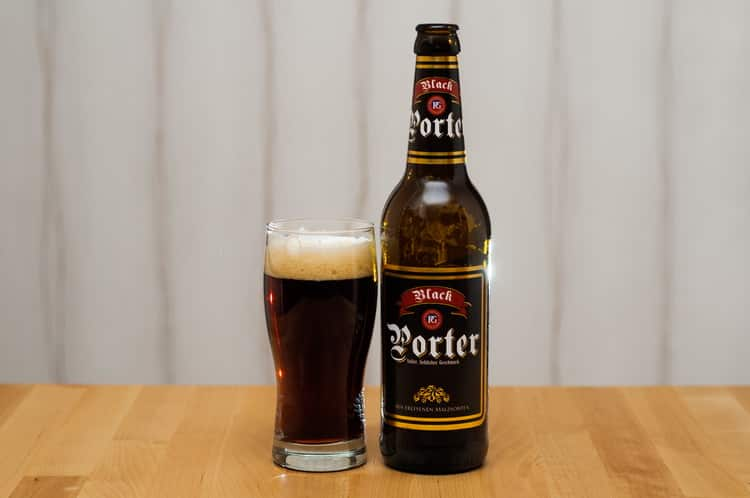 Обзор пива Вельвет