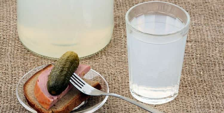 Как приготовить самогон из концентрированного сока в домашних условиях