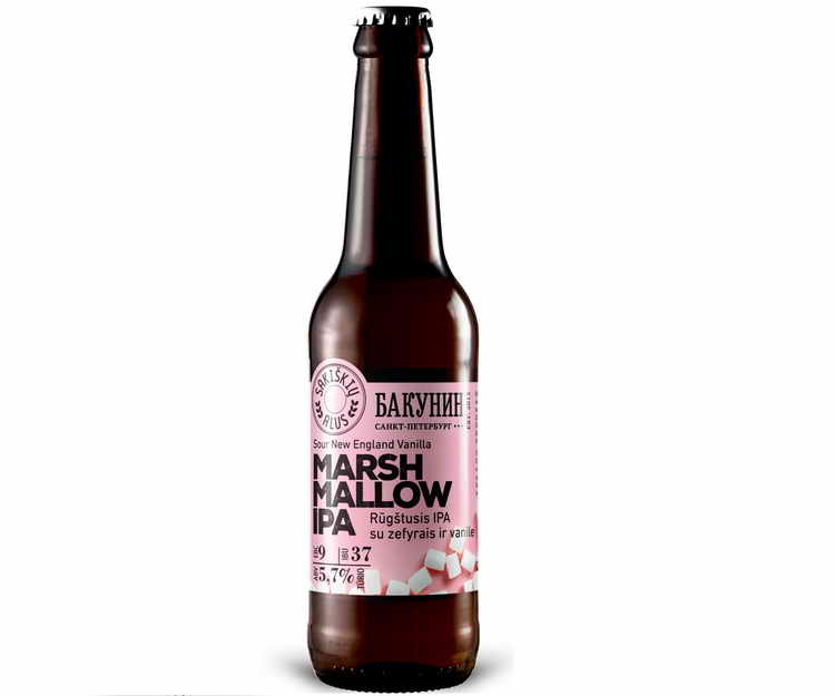 Маршмеллоу ИПА пиво