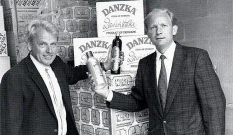 Производитель водки Данска Danish Distillers.