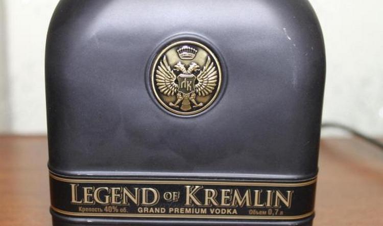 Узнайте все о производителе водки Легенда Кремля.