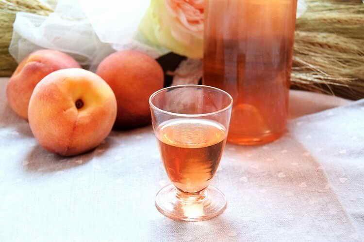 коктейли с персиковым ликером