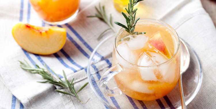Рецепт приготовления персикового ликера