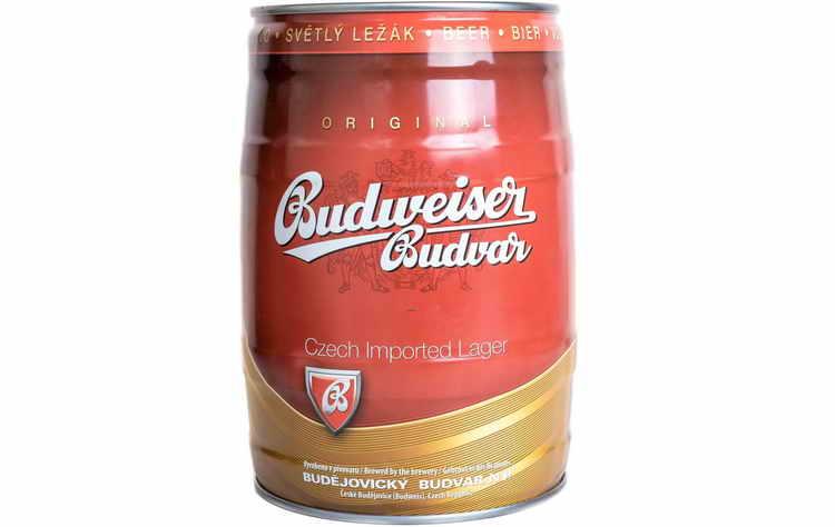пиво heineken бочонок 5 л