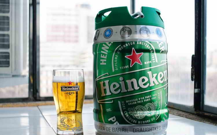 пиво в бочонках 5л чешское
