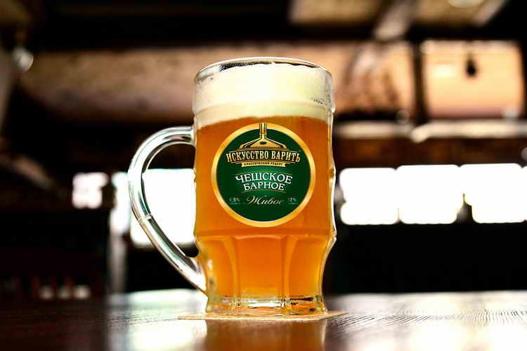 виды разливного пива