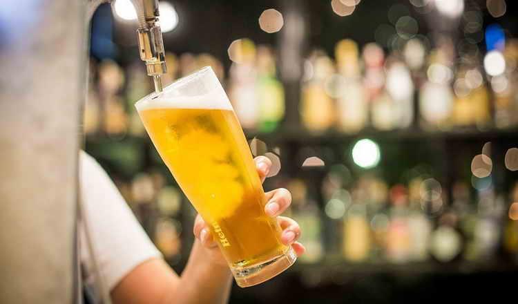 ирландский эль разливное пиво