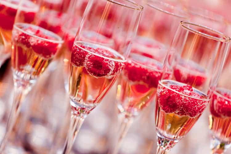 розовое шампанское названия и цены