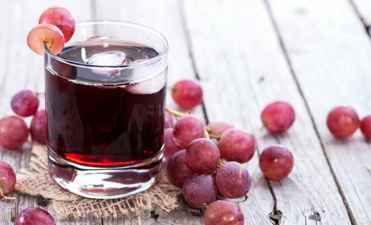 как приготовить брагу из винограда для самогона