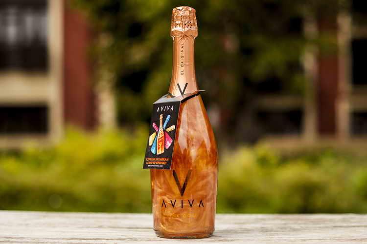 aviva шампанское состав