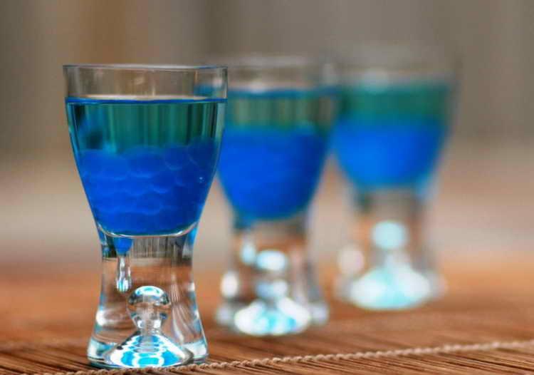 коктейли с водкой и сиропом