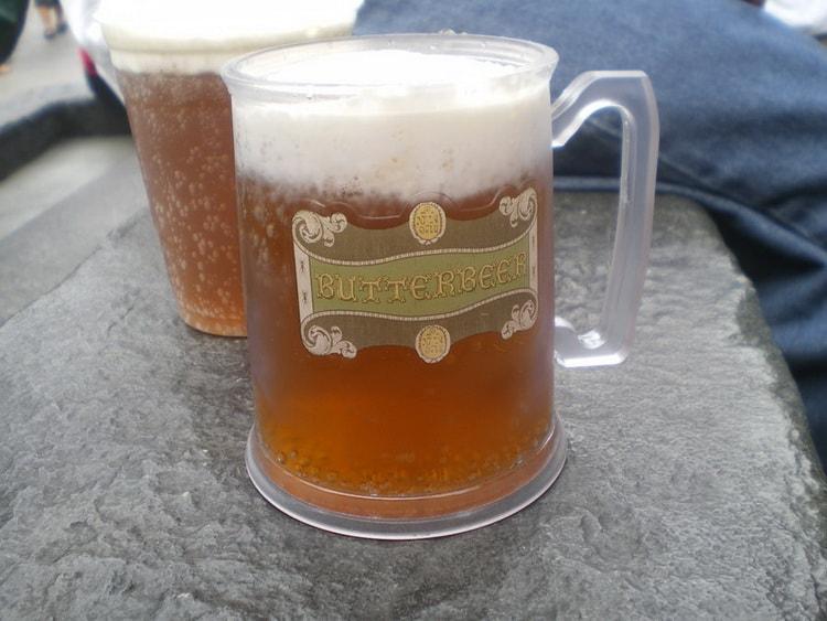 как приготовить сливочное пиво из гарри поттера