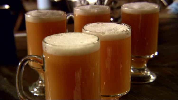 Как приготовить сливочное пиво в домашних условиях