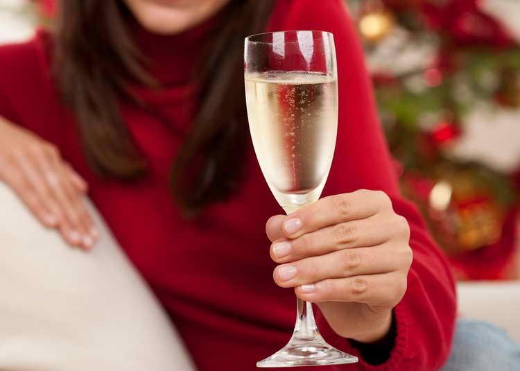цимлянское красное шампанское