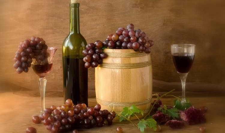 вино из винограда лидия рецепт