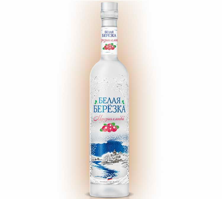БелаяБерезка Морозная Клюква
