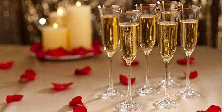 Бокалы для шампанского виды