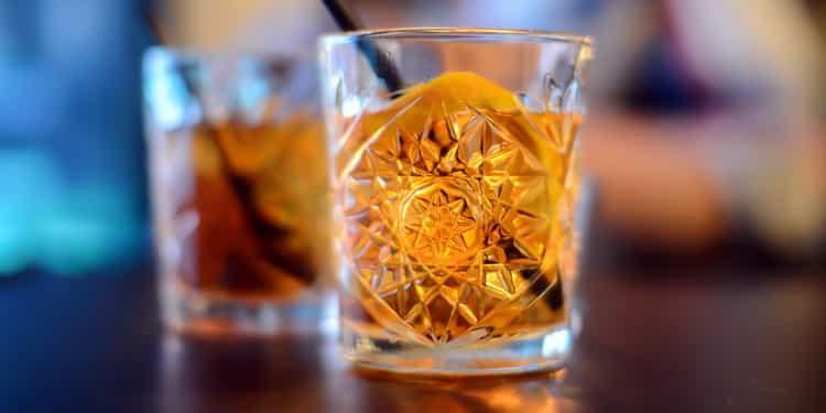 Как подавать виски бурбон буллет рай фронтье