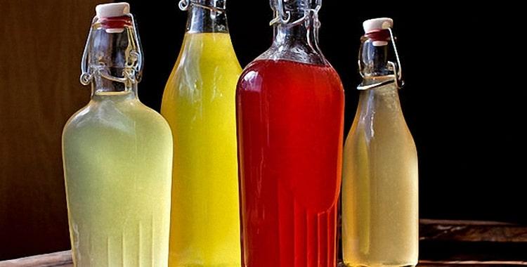 Как приготовить фруктовую брагу в домашних условиях