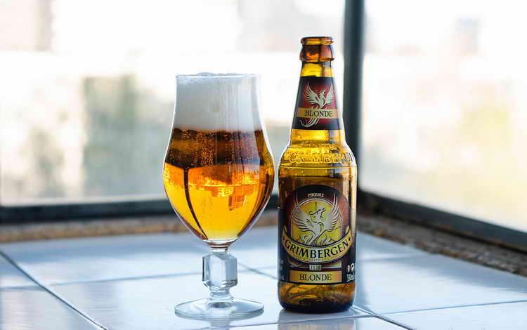 пиво гримберген бланш описание