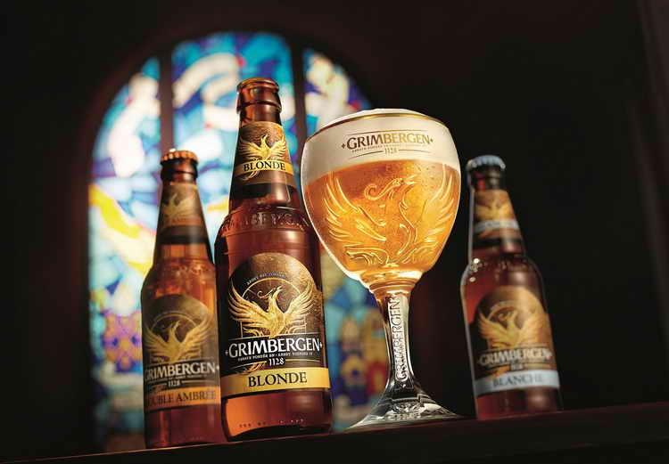 Гримберген пиво