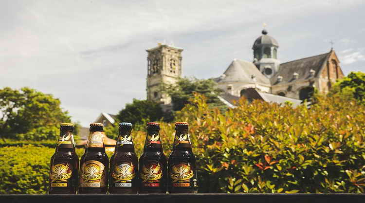 бельгийское пиво гримберген