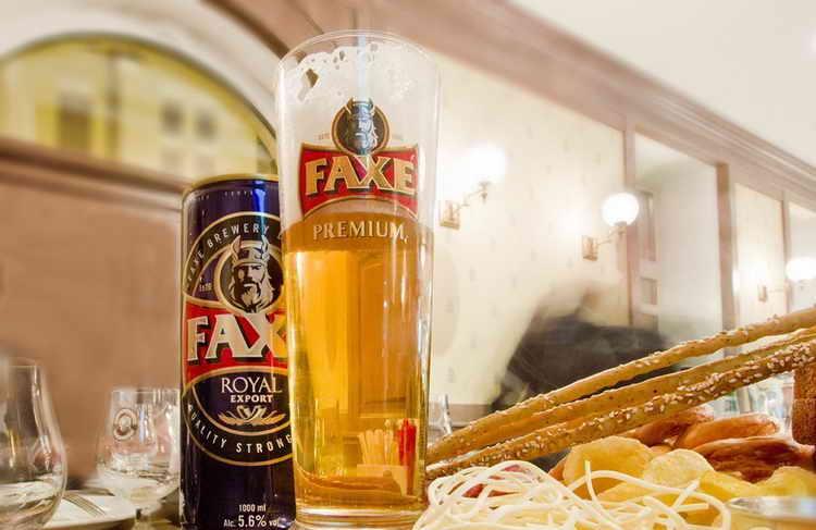 FaxeRoyal Export