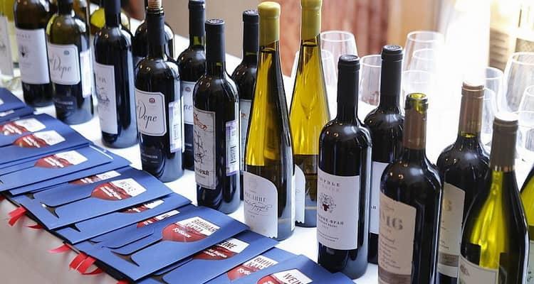 Производители вина в краснодарском крае