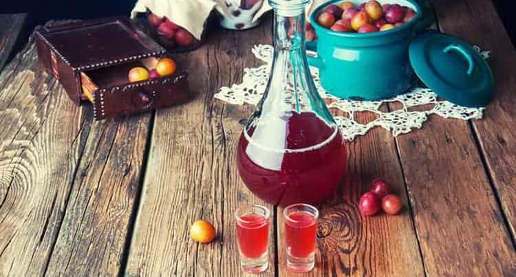 С чем подавать ликерное вино