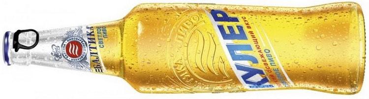 Обзор пива Кулер