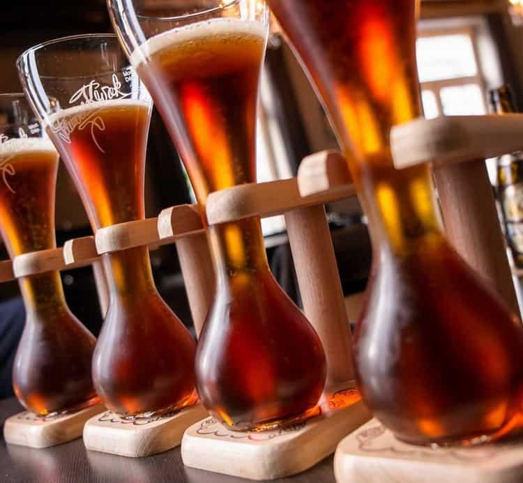 бельгийское пиво квак: как выбрать