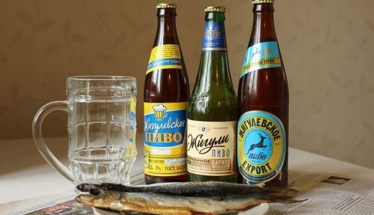 Хорошей альтернативой Рижскому пиву станет Жигулевское.