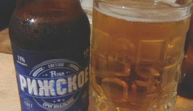 Пиво Рижское производят многие марки.