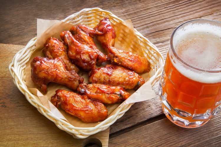 Чем закусывать пиво толстяк крепкое