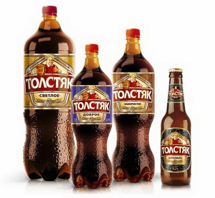 пиво Толстяк: как подавать