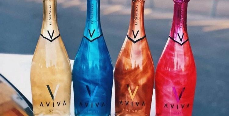 Отзывы потребителей о шампанском Aviva
