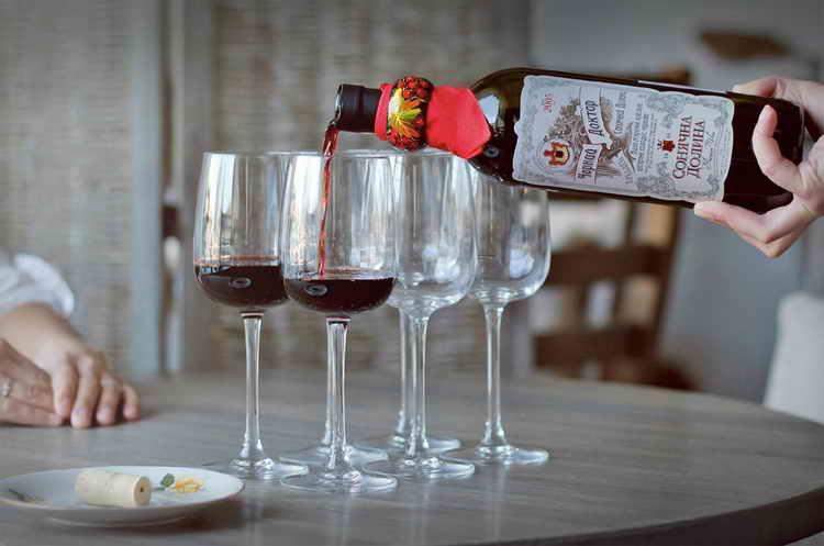 Солнечная долина вино